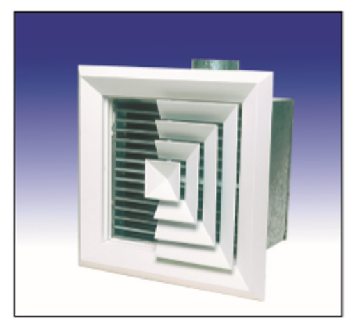 Picture of LVH-C Ceiling Mounted–60 min System Integrity & Insulation (Incipient Rated)