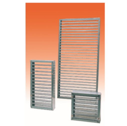 Picture of LVH44 Square & Rectangular Intumescent Fire Dampers